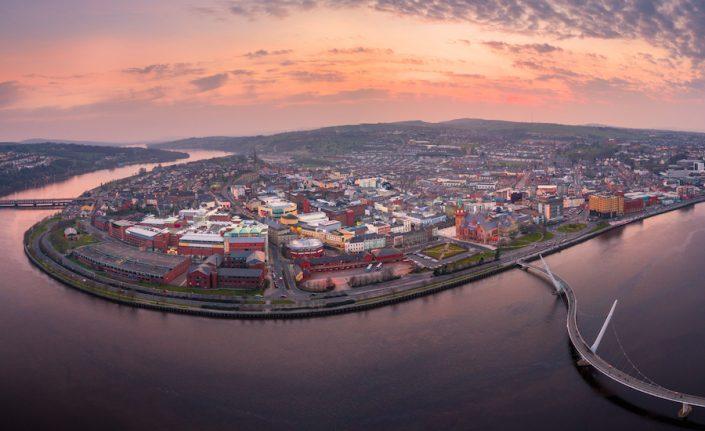 Derry Drone Grow Derry Strabane